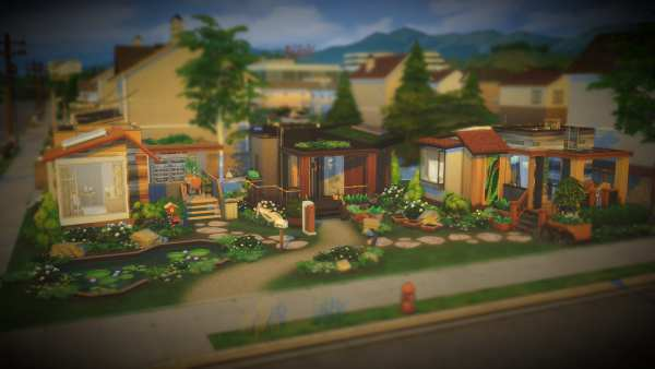 Sims Eco Lifestyle best gallery