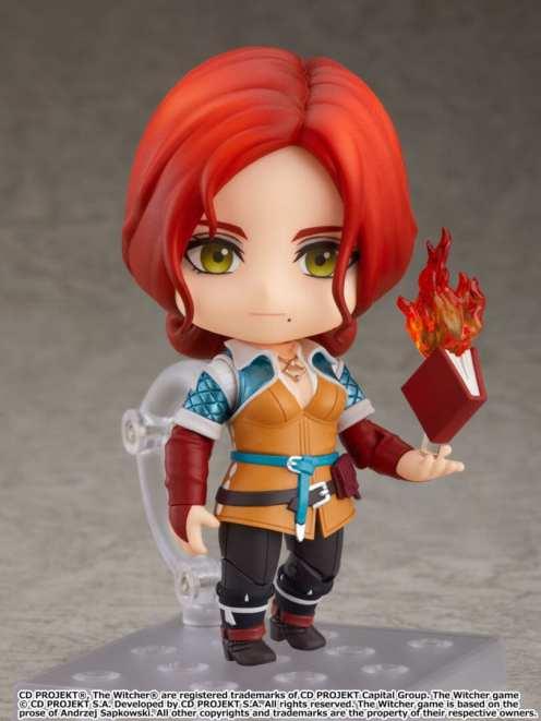 Nendoroid Triss Witcher 3 (2)
