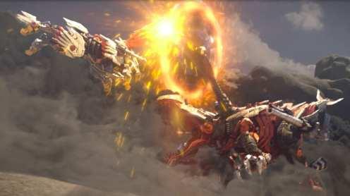 Zoids Wild Infinity Blast (3)