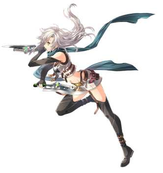 The Legend of Heroes Hajimari no Kiseki (4)