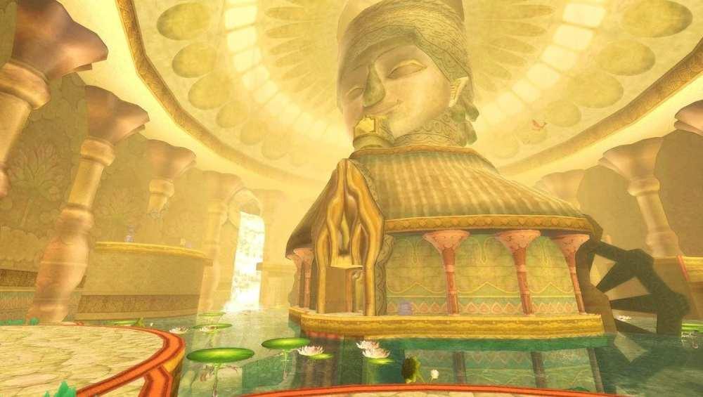 ancient cistern, skyward sword