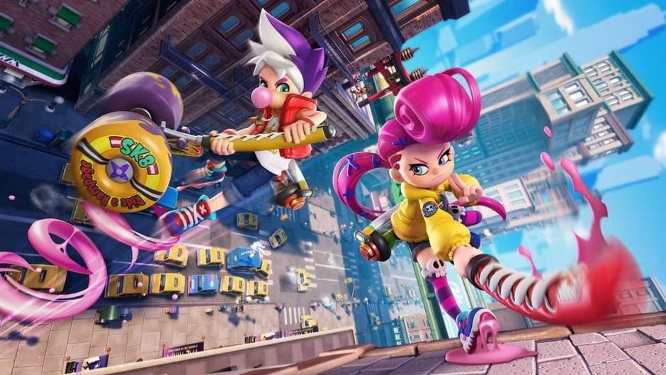 best switch games 2020, ninjala, switch eshop, gungho online