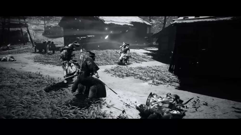 ghost stance in ghost of tsushima