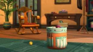 Sims 4 Nifty Knitting trailer