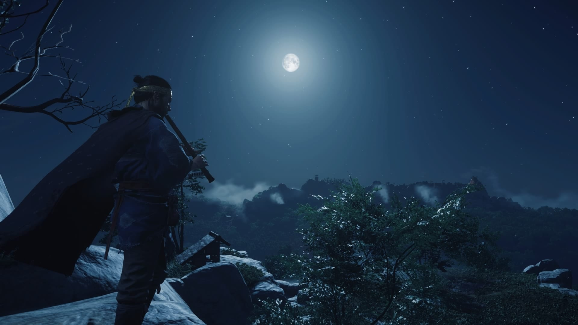 Leak shows off cancelled game 'The Prophecy' from Ghost of Tsushima devs