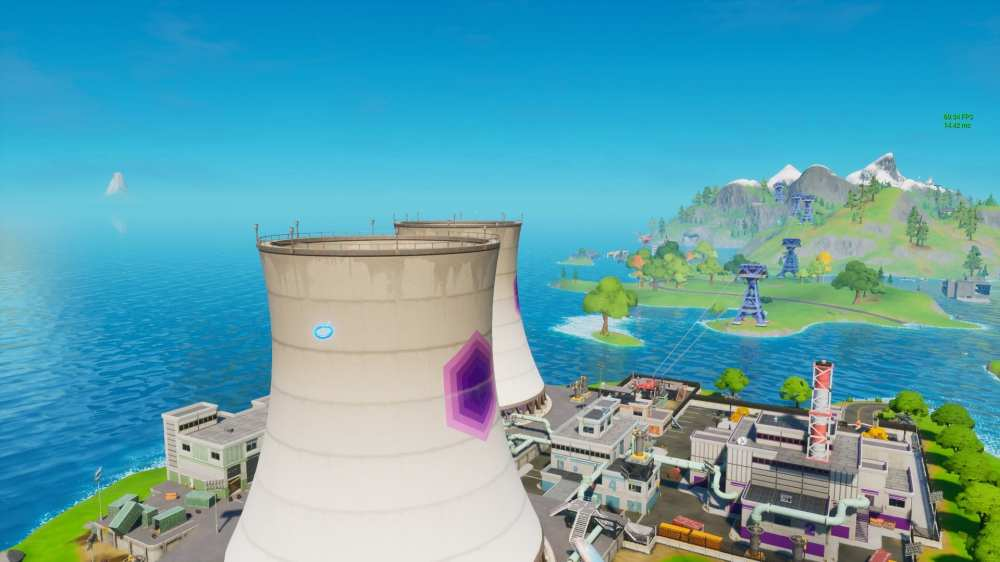 fortnite steamy stacks floating rings