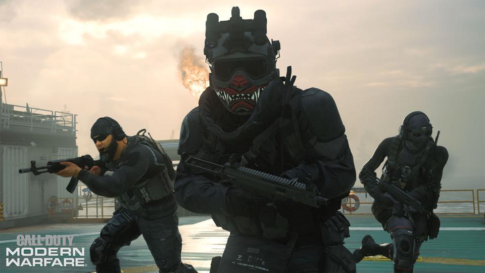 Call Of Duty Modern Warfare シエラピエロスキンの入手方法