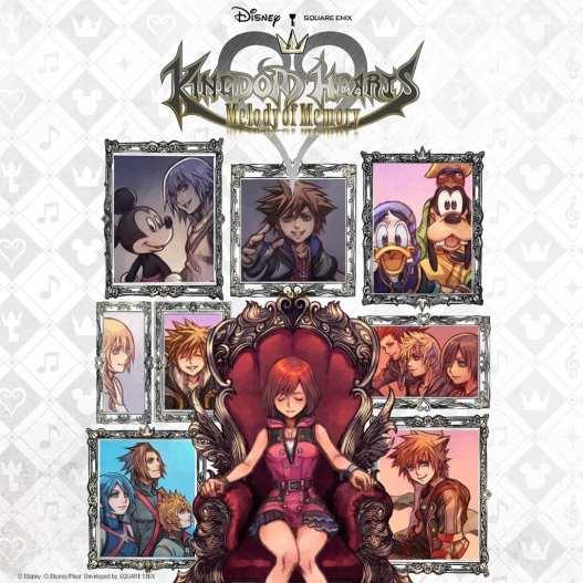 Kingdom Hearts Melody of Memories (5)