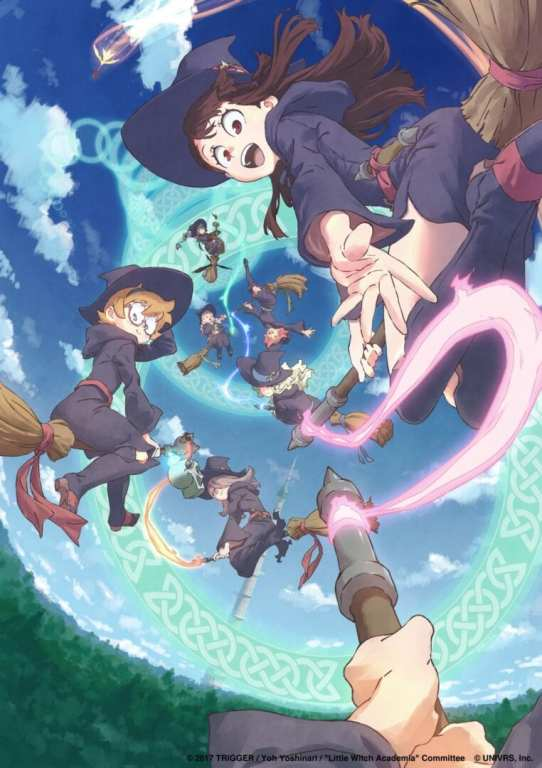 Little Witch Academia (2)