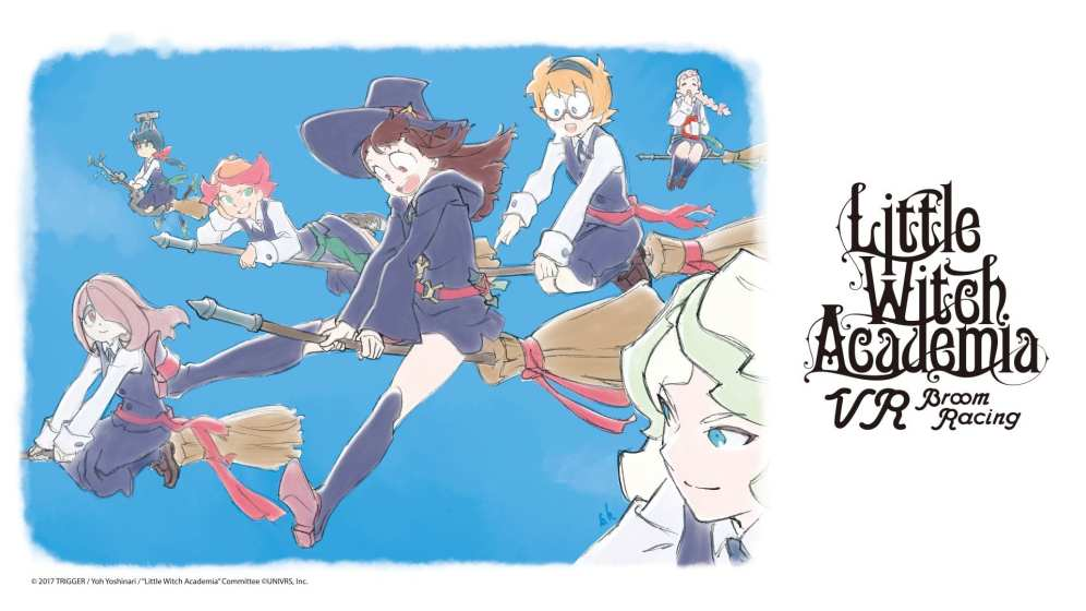 Little Witch Academia (3)