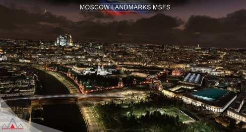 Microsoft Flight Simulator Moscow (1)
