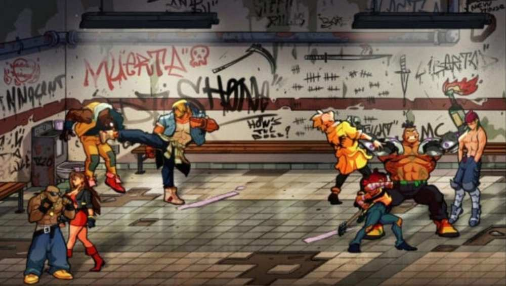 streets of rage 4, best switch games 2020 so far
