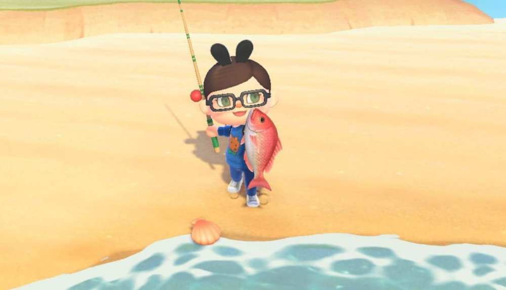 Animal Crossing: New Horizons Fish Leaving in August