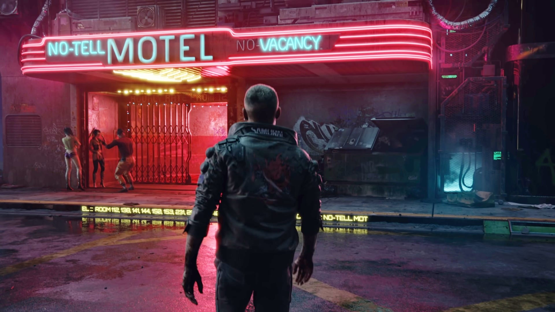 New Cyberpunk 2077 Trailer Shows Different Life Paths As