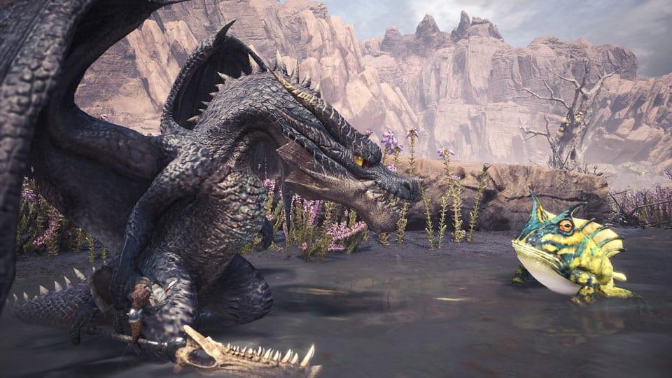 Iceborne's Final, Free Update Adds Fan-Favorite Dragon Fatalis