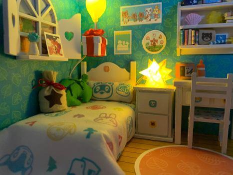Animal Crossing Dollhouse
