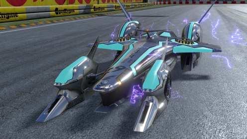 Future GPX Cyber Formula SIN Vier (2)
