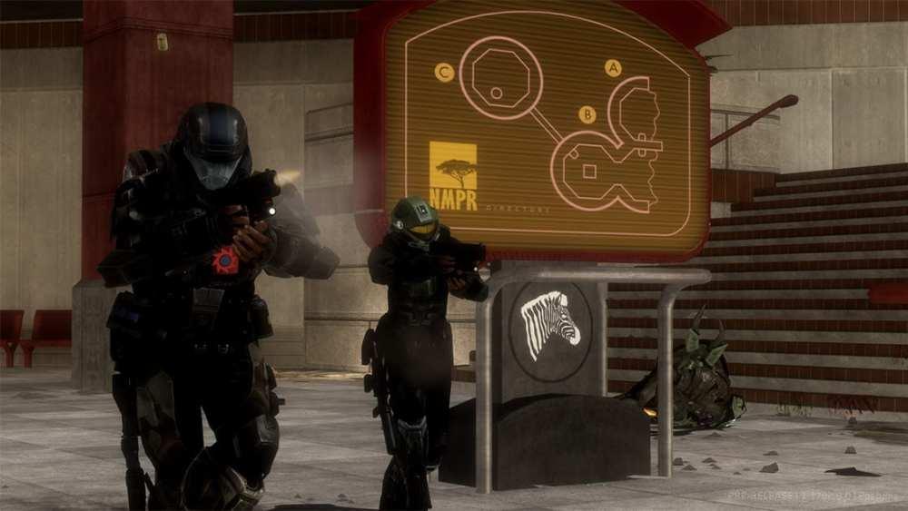 Halo 3: ODST Firefight