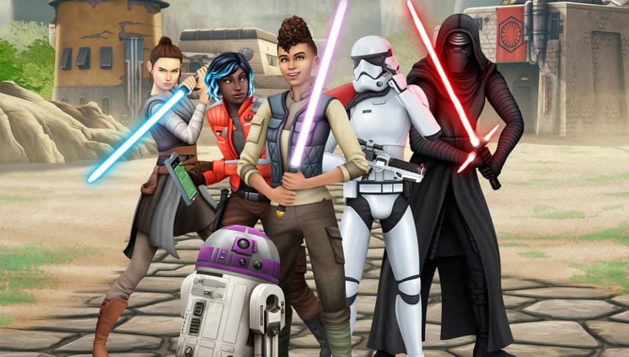 The Sims 4: Journey to Batuu Critic Review