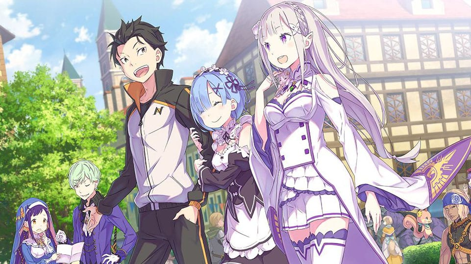 Re:ZERO for PS4, Switch, & PC Gets New Screenshots and Details on Return After Death & More