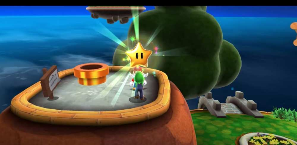 How to Get Luigi Letter in Super Mario Galaxy