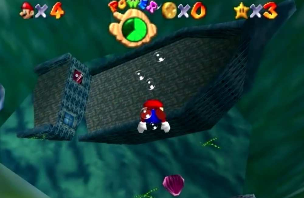 Best Super Mario 64 Levels, All 15 Ranked