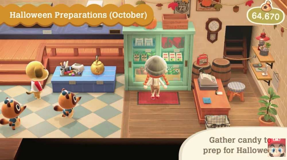 What's New in Animal Crossing: New Horizons' October Update