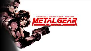 metal gear solid, konami