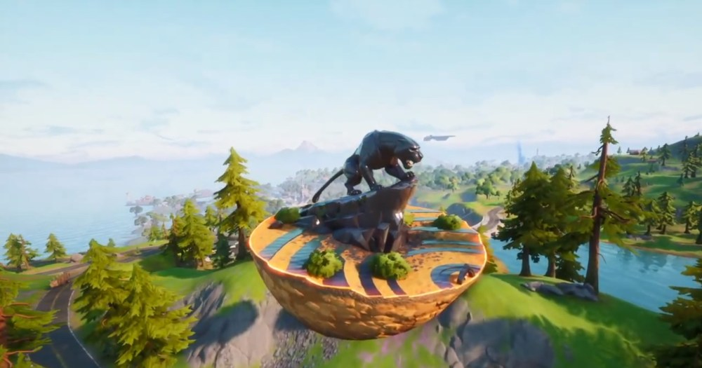 fortnite panther's prowl