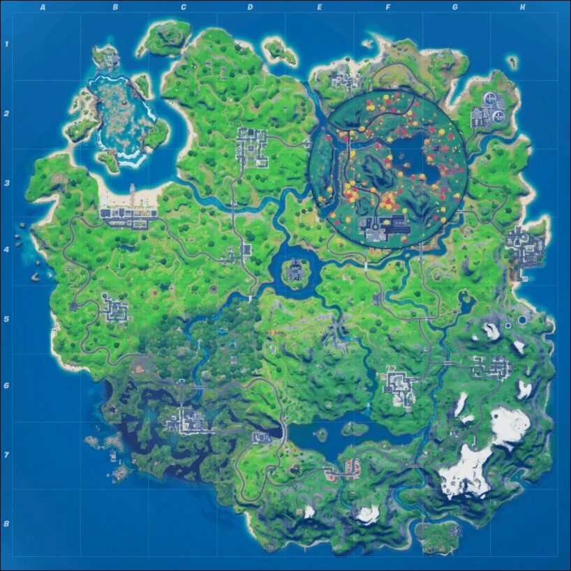 fortnite stark industries location