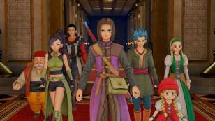 dragon quest xi, definitive edition