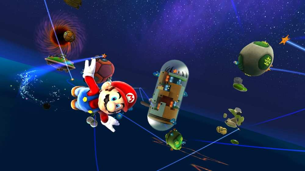 Best Super Mario 3D All-Stars Wallpapers, super mario galaxy