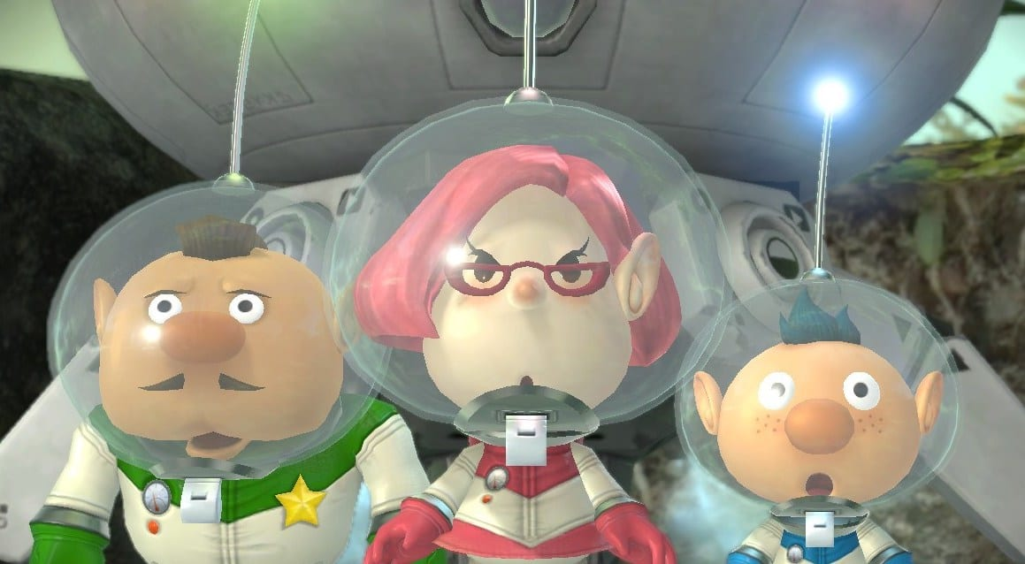 pikmin 3 deluxe, things to know before starting, switch