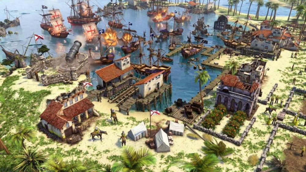 age of empires, best microsoft games