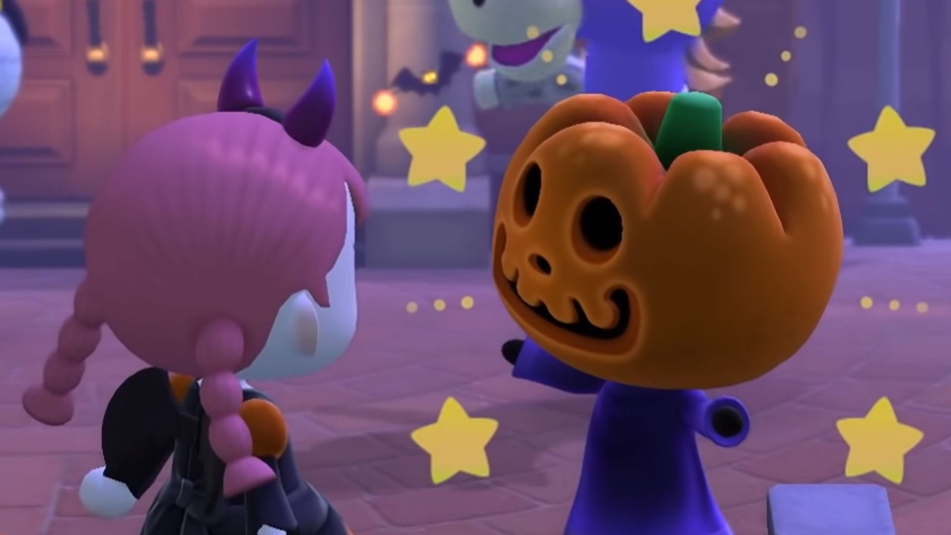 Finest Animal Crossing Halloween Home and Island Designs So Far in 2020 1
