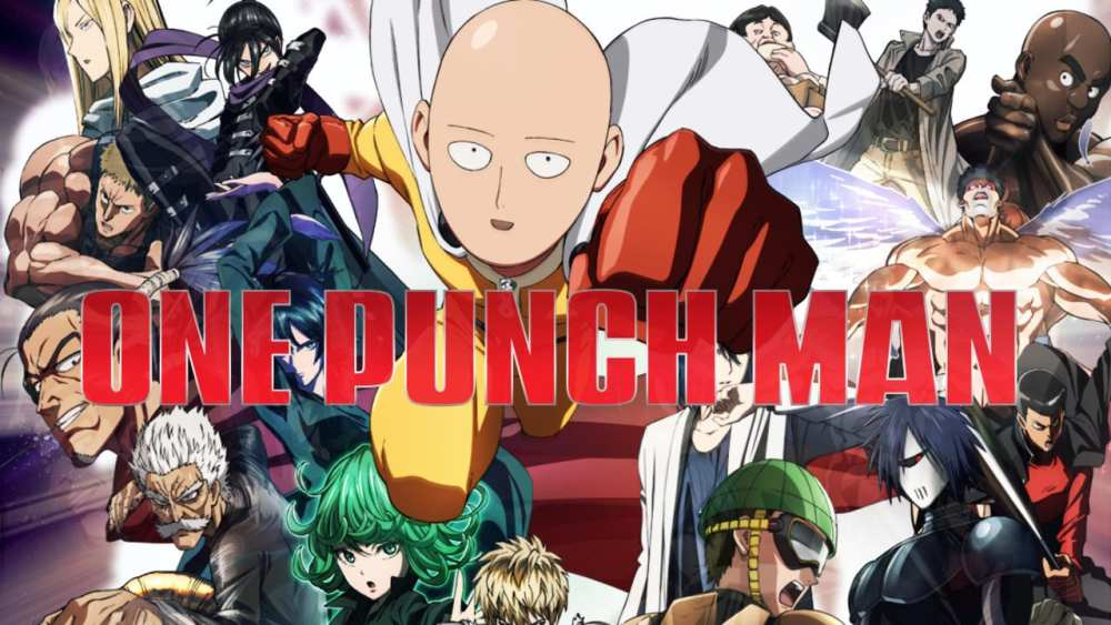 Anime Beginners One Punch