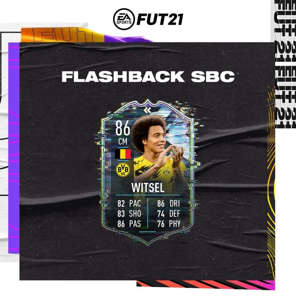 fifa 21, flashback witsel sbc