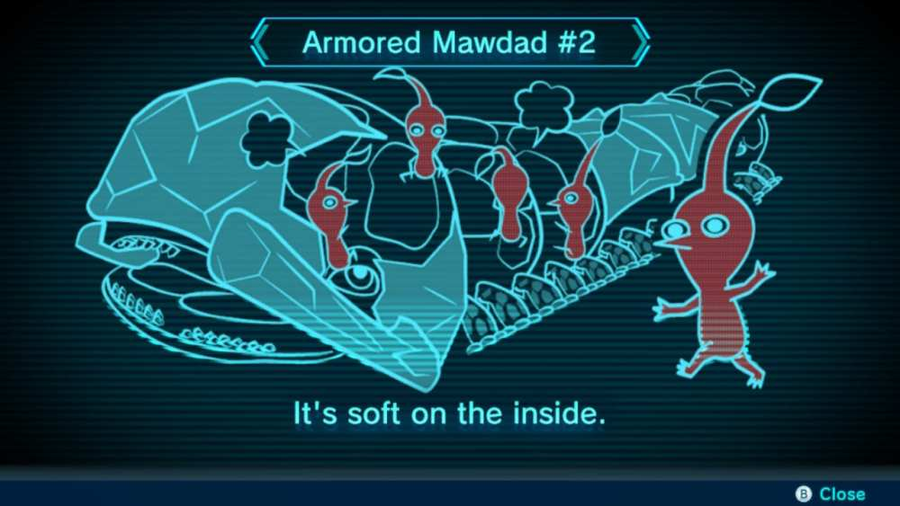 How to Beat Armored Mawdad Boss in Pikmin 3 Deluxe