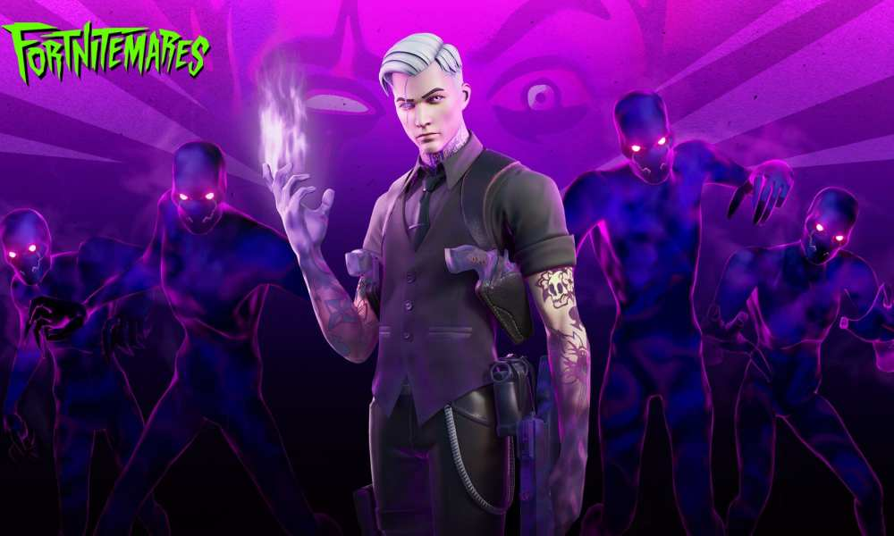 Fortnite Celebrates Halloween With Fortnitemares 2020 Event