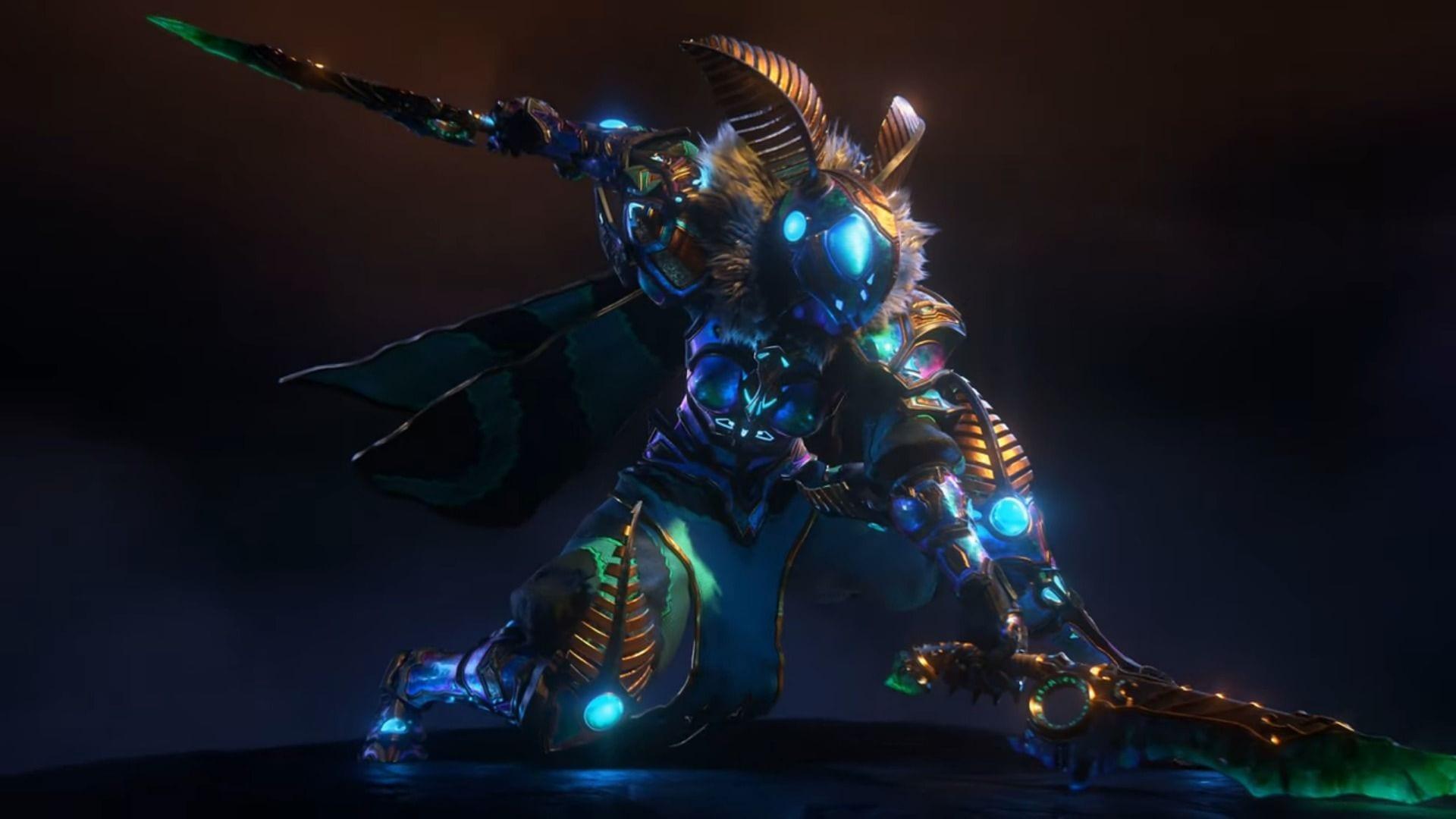 Godfall for PS5 & PC Will get New Teaser Trailer Displaying Vertigo Valor Plate & Epic Music Pattern Video 1
