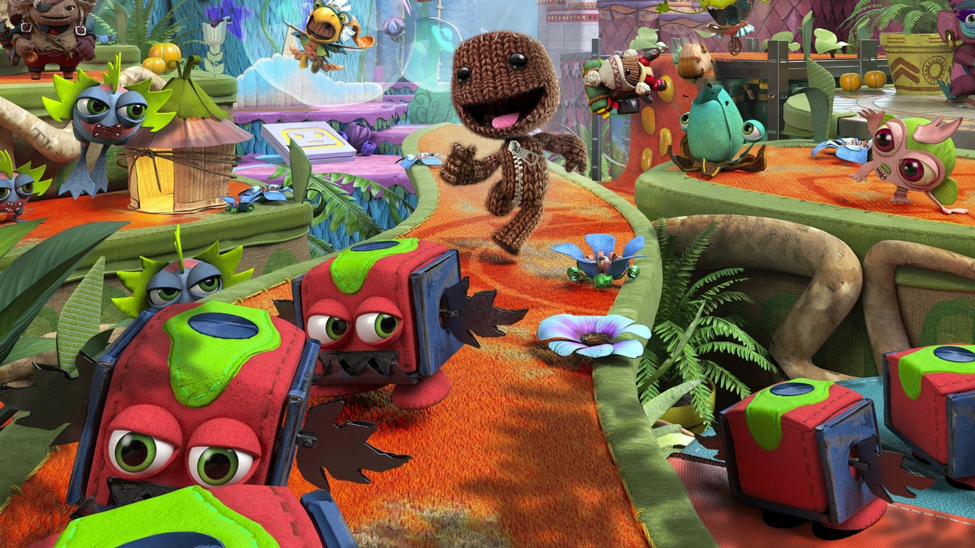 Sackboy: A Large Journey Will Not Have On-line Multiplayer at Launch 1