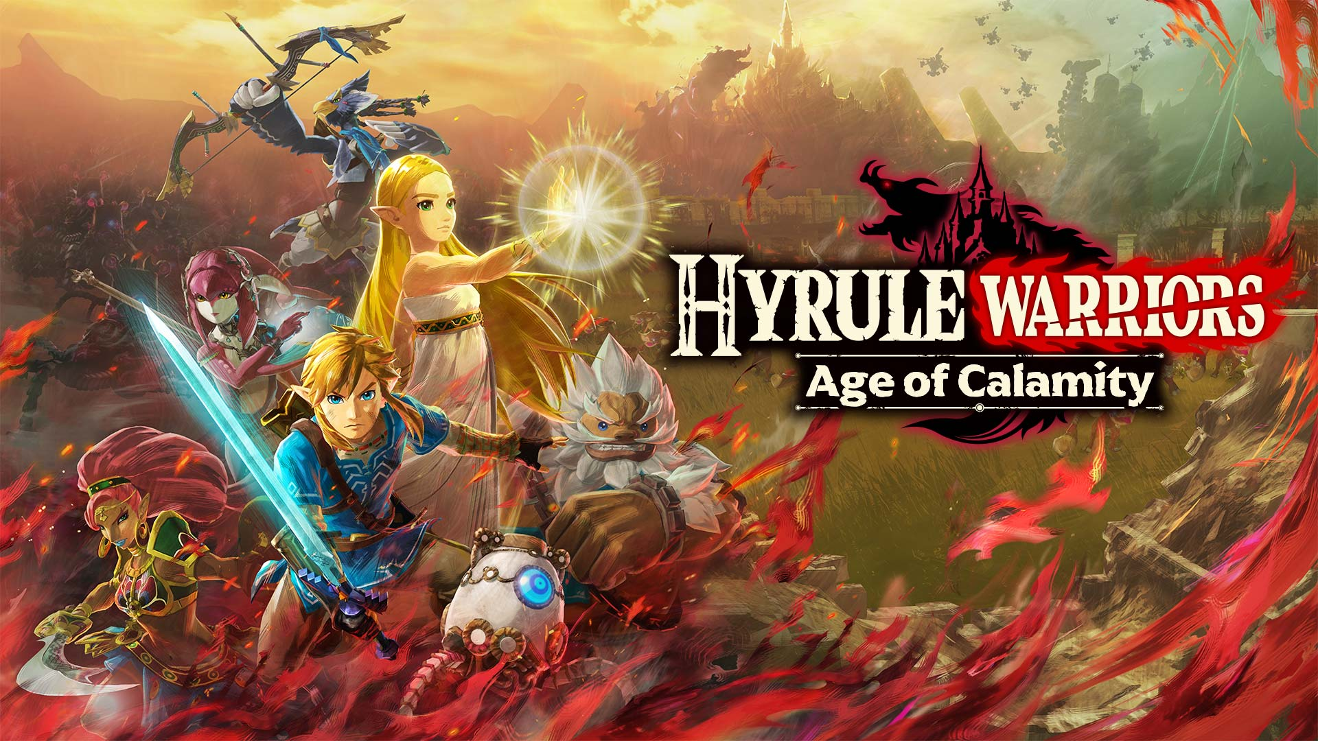 Hyrule Warriors: Age of Calamity Trailer Options Divine Beasts; Demo Out Right this moment 1