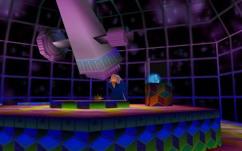 art direction, astral observatory