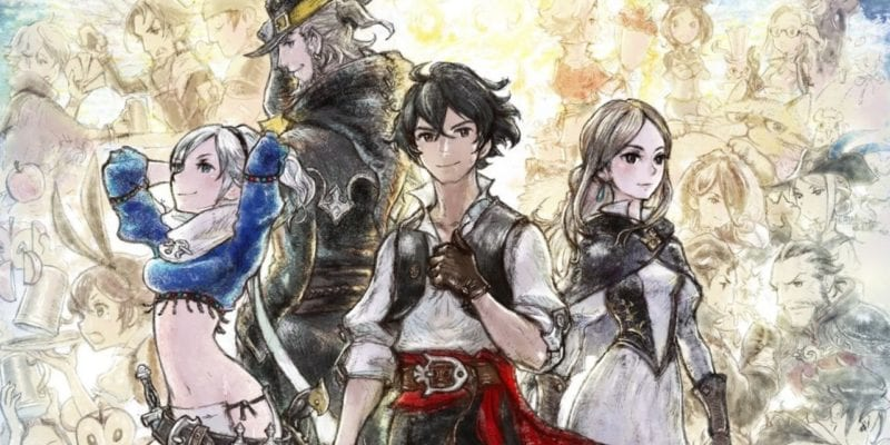 Bravely Default II Will get Two New Trailers, 2021 Launch Date 1