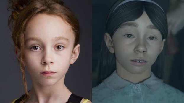 Skye Burkett - Mary/Megan