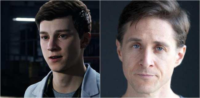 Yuri Lowenthal - Peter Parker