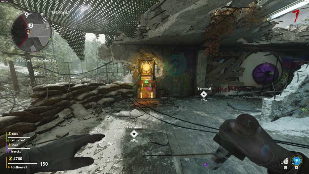 Stamin-Up, one of the best perks in Black Ops Cold War Zombies