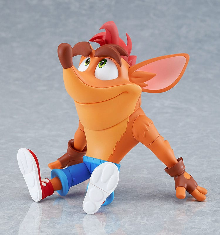 Crash Bandicoot 4 Nendoroid Will Put a Smile on Your Face 2