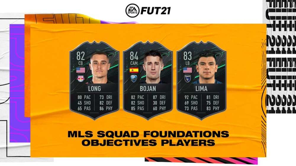 fifa 21, mls squad foundations objectives