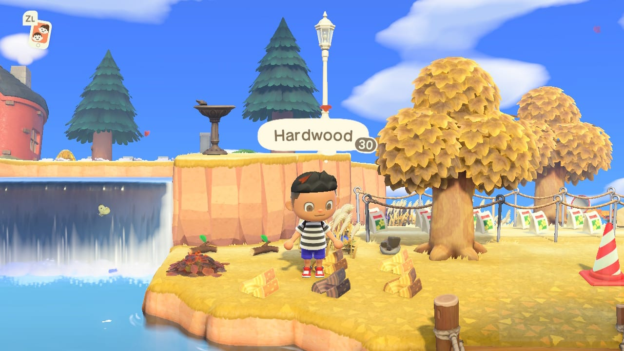 Nintendo's Official Animal Crossing Island Is a Bit Messy 2